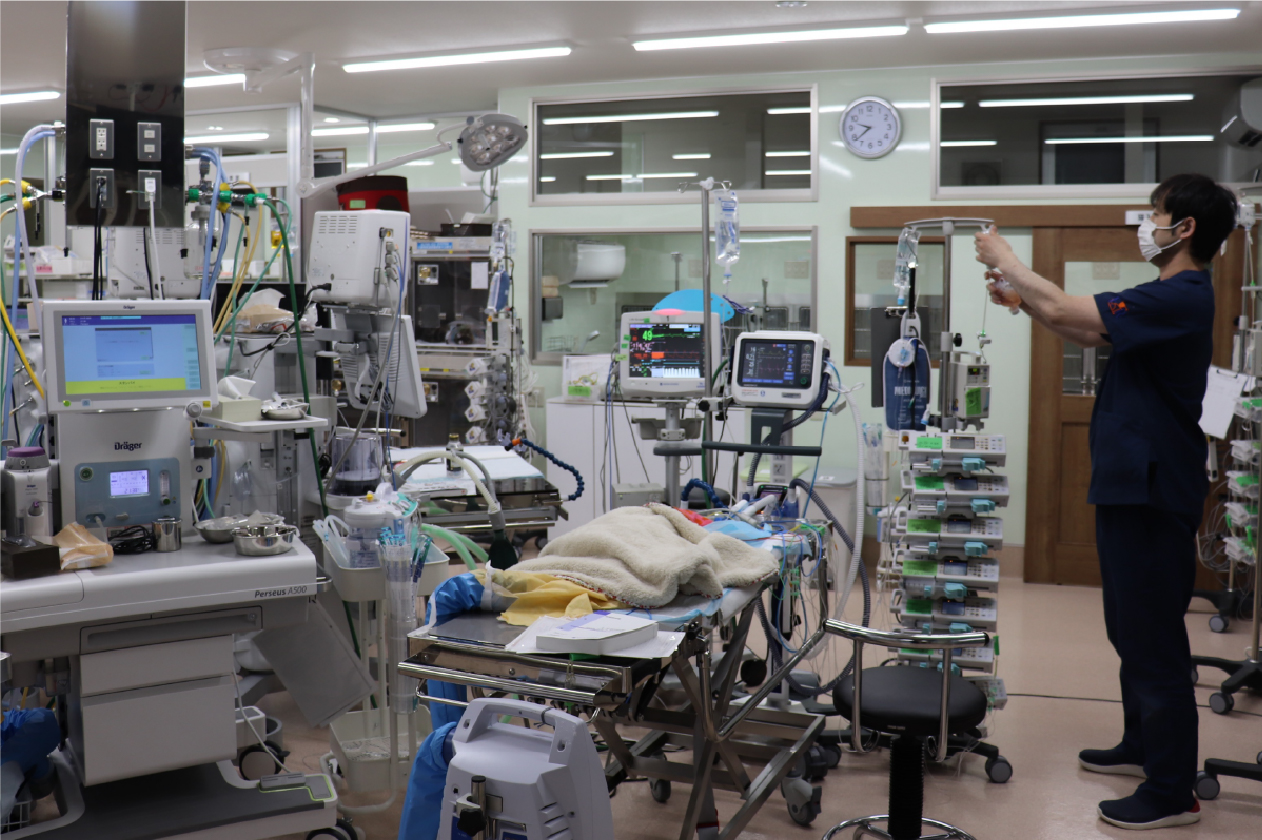 ER八王子 動物高度医療救命救急センター