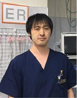 副センター長 柿嶌 圭